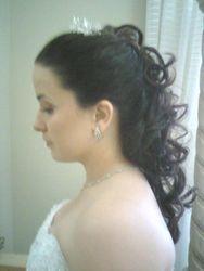 Peinado por Ninah Gil